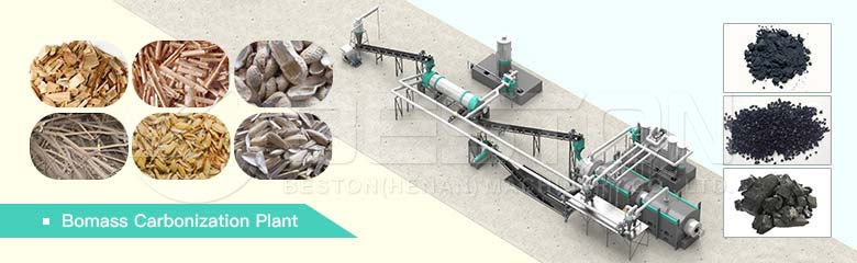 biomass-carbonization-plant