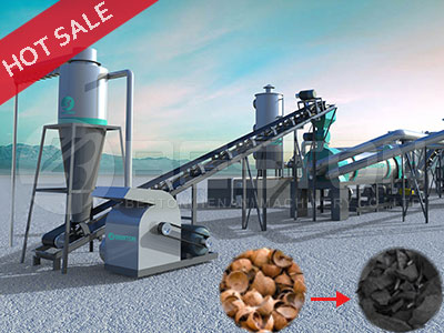 coconut-shell-charcoal-machine
