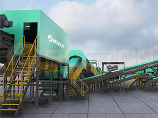 MRF Material Recovery Facility