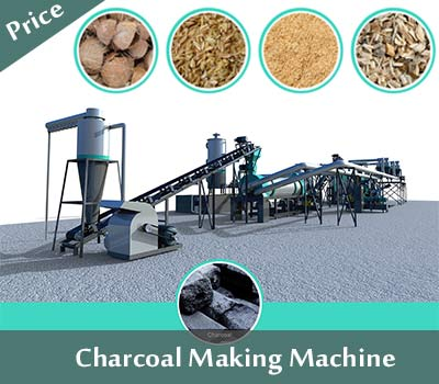 Charcoal-Making-Machine