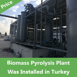 biomass-pyrolysis-plant-was-installed-in-turkey